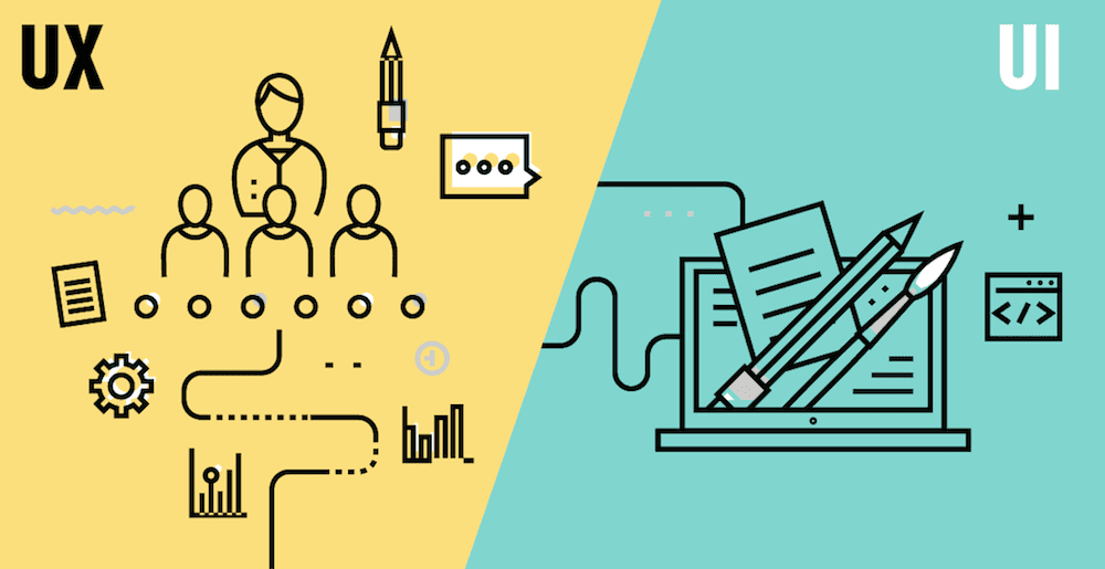 The Difference Between UX And UI Design – A Layman's Guide