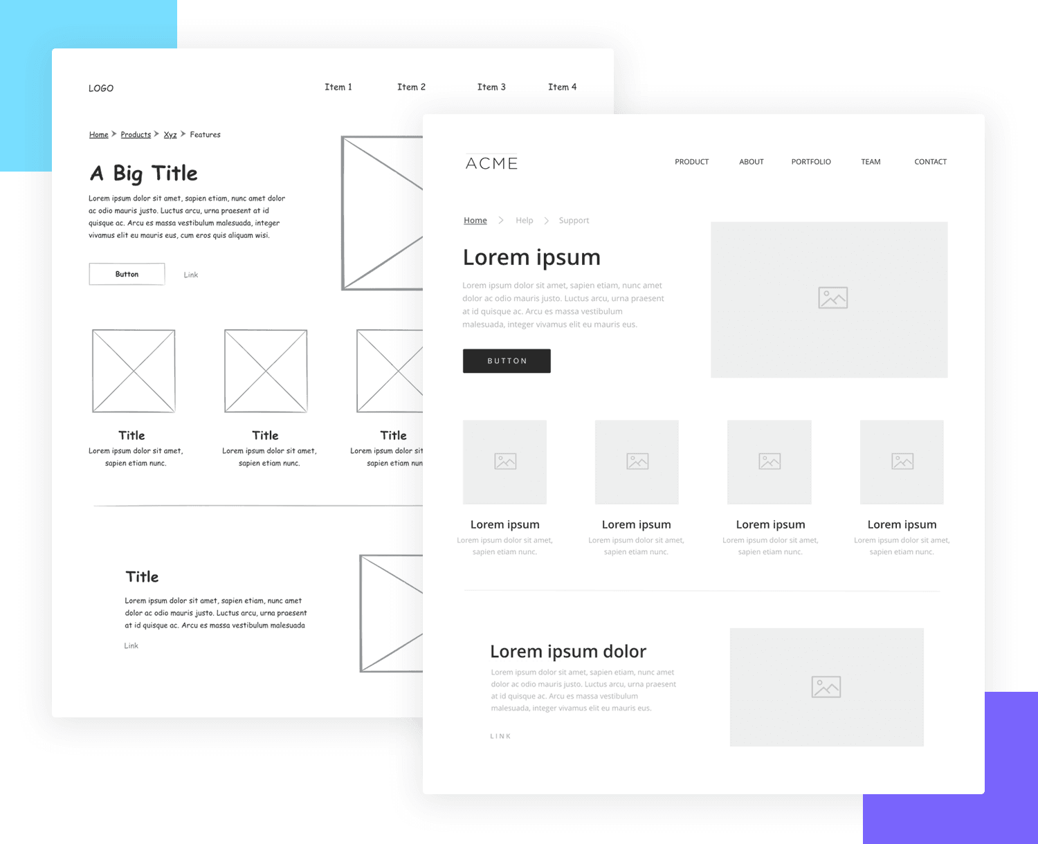 The ultimate guide to wireframe design